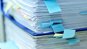 法定保存文書の保存年限(総務・庶務)